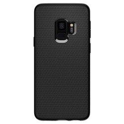 Air Liquid Case SPIGEN Samsung Galaxy S9 + G960 Black Glass Case SPIGEN