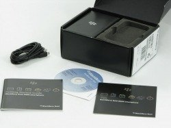 Box BLACKBERRY 9000 Cable Driver's Manual