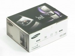 Box SAMSUNG U900 CD Cable Manual Drivers