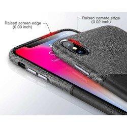 ESR IPHONE Case XS MAX METRO BLACK / GRAY