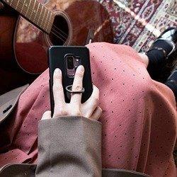 Holder SPIGEN Style Pop Phone Ring Gunmetal Gray