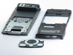 Original Slide Case, Keyboard and Body For Samsung G600