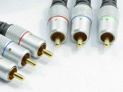 PROLINK 3xRCA - 3RCA Component Cable 3m TCV 5250