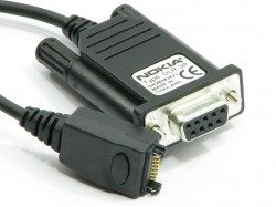 RS-232 cable DLR-3P adapter for NOKIA 6210 6310 6310i