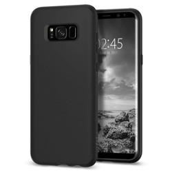 SPIGEN Liquid Crystal Case for Samsung Galaxy S8 G950 Black Matte Case
