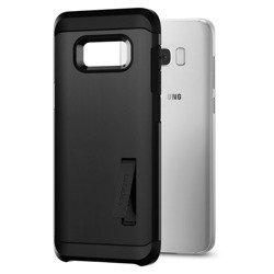 SPIGEN Tough Armor Case for Samsung Galaxy Black S8 + SPIGEN Glass Case
