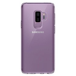 SPIGEN Ultra Hybrid Case for Samsung Galaxy S9 + Plus + Crystal Clear Glass Case