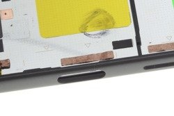 Screen Xperia Z5 Compact Grade B Cracked Frame Original LCD Touch