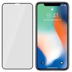 3MK FG MAX Hybridglas für iPhone XR 11 Schwarz