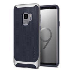 Etui SPIGEN NEO Hybrid Samsung Galaxy S9 Arktisches Silbergehäuse