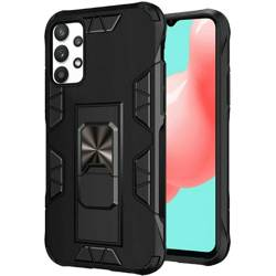 Forcell DEFENDER Tasche für SAMSUNG S22 Ultra schwarz