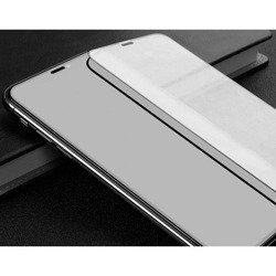 Gehärtetes Tempered glass MOCOLO TG + 3D Galaxy A9 2018 Schwarz