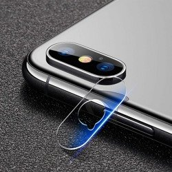 Gehärtetes Tempered glass MOCOLO TG + Kameraobjektiv iPhone XR Clear