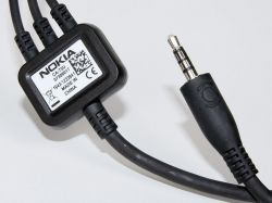 Kabel NOKIA TV CA-75U Original CA75U N79 N82 N85 N95 N95 8 GB N96