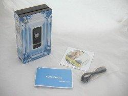 MOTOROLA K1 Blau CD-Box, Kabel