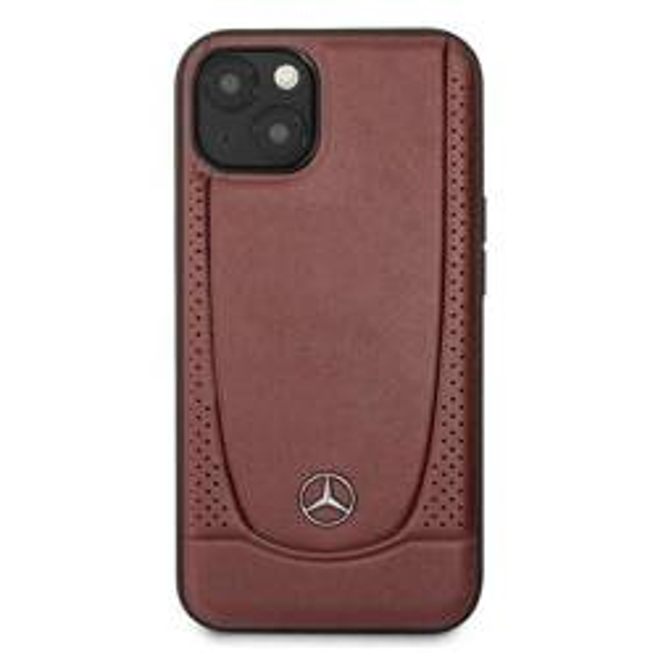 "Mercedes MEHCP13SARMRE iPhone 13 mini 5,4"" HartschalenHülle rot/rot Urban Line"