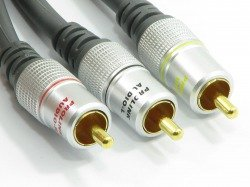 PROLINK 3RCA - 3RCA-Kabel 1,2 m TCV5300