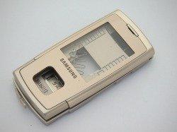 SAMSUNG E900 Fall komplett Original Grad B Gold