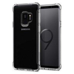 SPIGEN Robustes Kristall Samsung Galaxy S9 Transparentes Gehäuse