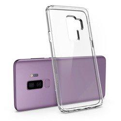SPIGEN Ultra Hybrid Samsung Galaxy S9 + Plus Kristallklar + Glasgehäuse