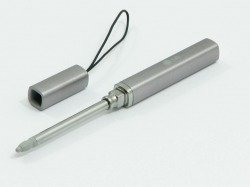 Stylus Pen Grey LG Für Telefone mit Touch-Display LG KU990 KU 990 KE990 Viewty