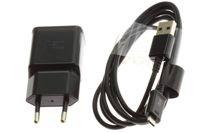 Oryginalna ŁADOWARKA SAMSUNG EP-TA200 Fast Charging + Kabel Długi Micro USB 1,5M