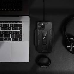 ETUI Futerał Forcell DEFENDER do IPHONE 13 czarny CASE