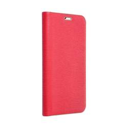 ETUI Kabura Forcell LUNA Book Gold do SAMSUNG Galaxy S22 Plus czerwony CASE