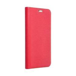 ETUI Kabura Forcell LUNA Book Gold do SAMSUNG Galaxy S22 czerwony CASE