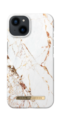ETUI iDeal of Sweden Fashion - etui ochronne do iPhone 13 mini (Carrara Gold) CASE