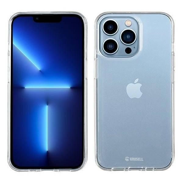 Etui KRUSELL Apple iPhone 13 Pro SoftCover Bezbarwny Case