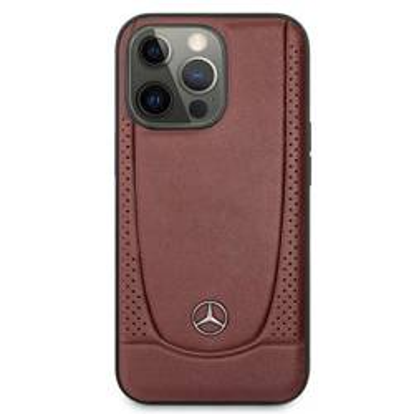 Etui MERCEDES Apple iPhone 13 Pro Max Urban Line Czerwony Hardcase