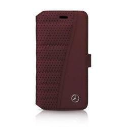 Etui MERCEDES Apple iPhone 6 6S Czerwony Case