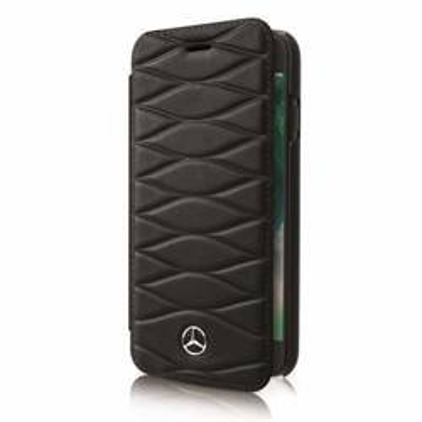 Etui MERCEDES Samsung Galaxy S8 Plus Czarny Case