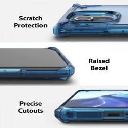 Etui RINGKE Fusion X Xiaomi Mi 11 Space Blue Niebieskie Case