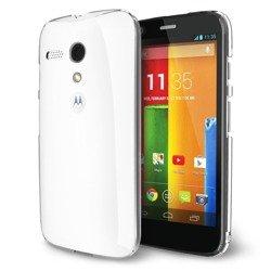 Etui RINGKE Slim Motorola Moto G Crystal + Folia