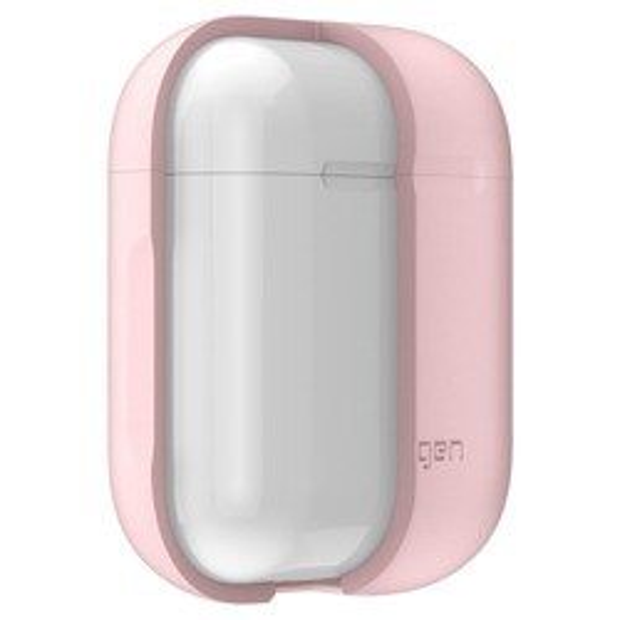 Etui SPIGEN Apple Airpods Pink Różowe Case