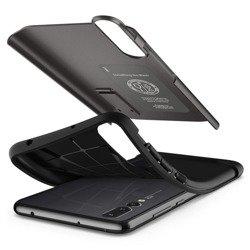 Etui SPIGEN Slim Armor Huawei P20 PRO Gunmetal Case