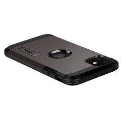 Etui SPIGEN Tough Armor Apple Iphone 11 Gunmetal Szare Case