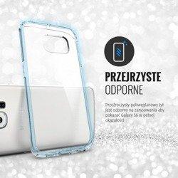 Etui SPIGEN Ultra Hybrid Samsung Galaxy S6 Edge Clear Przezroczysty Case