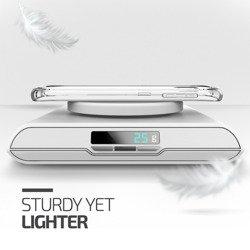 Etui Samsung Galaxy S6 VERUS Crystal Mixx Clear Przezroczysty Jak Spigen SGP Pokrowiec