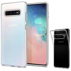 Etui Spigen Galaxy S10 Liquid Crystal Clear Przezroczyste Case Samsung