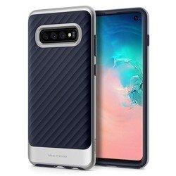 Etui Spigen Galaxy S10 Neo Hybrid Srebrne Case Samsung