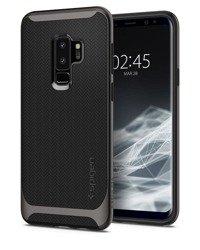 Etui Spigen Galaxy S9+ Plus Neo Hybrid Gunmetal Case Samsung