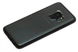 Etui Spigen Galaxy S9 Ultra Hybrid Matte Black Case Samsung