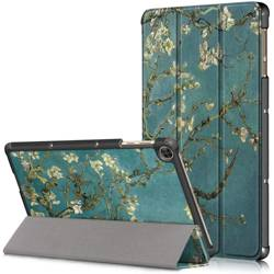 Etui TECH-PROTECT Smartcase Huawei Matepad T10/T10S Sakura Zielone Case