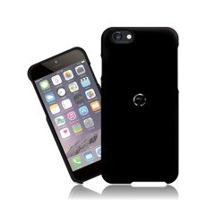Etui iPhone 6 6S SEVENMILLI Real Metal ALU Black