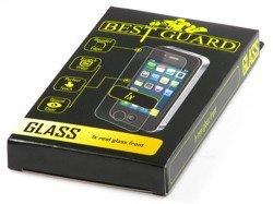 Full Glass SZKŁO Hartowane BEST GUARD Sony Xperia Z3 Compact PRZÓD+TYŁ