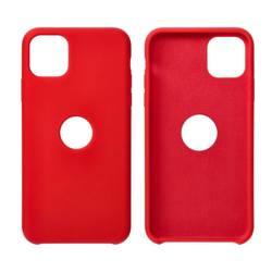 Futerał Forcell SILICONE do Xiaomi Mi 10T Lite czerwony (1)