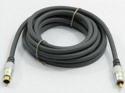 Kabel PROLINK 1RCA - SVHS4P 3m   TCV 6410 Promocja